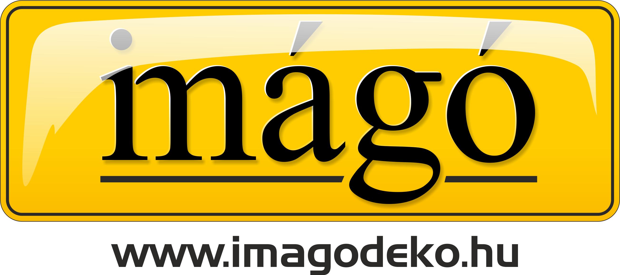 Imágó Reklámgrafika logója